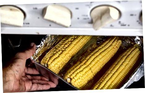 Кување кукуруза