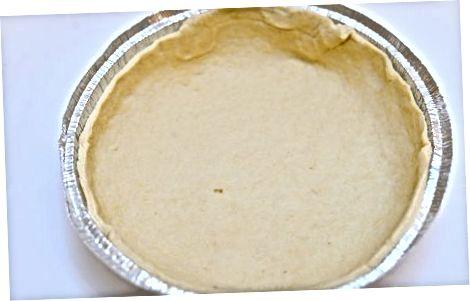 Gaminant klasikinį grynaveislį pyragą