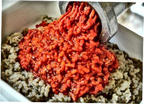 Priprava paprike