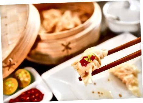 Methode één: Ha Gow (Shrimp Dumplings) [4] X Onderzoeksbron
