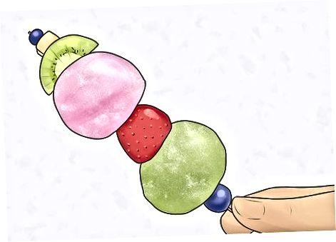 Krijimi i ëmbëlsirave me Akullore Mochi