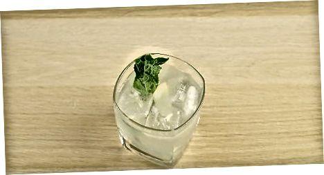 Machen Sie einen Laverstoke-Cocktail
