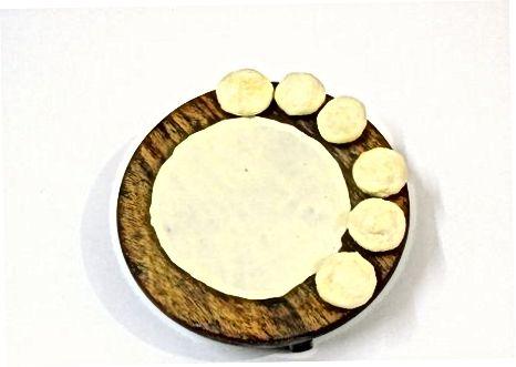 Xamirturush bilan Bhatura