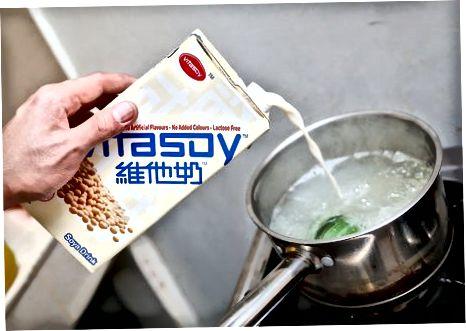 Methode drie: Longan Tofu (Soy Jelly) [7] X Onderzoeksbron