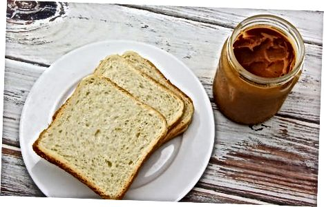 パンとスプレッド
