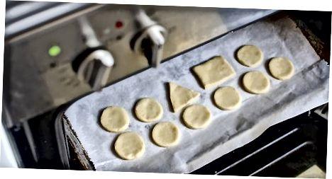 Peka sladkornih piškotov