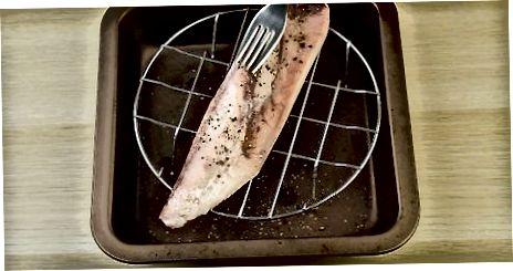 Gatim peshku në mënyrë korrekte
