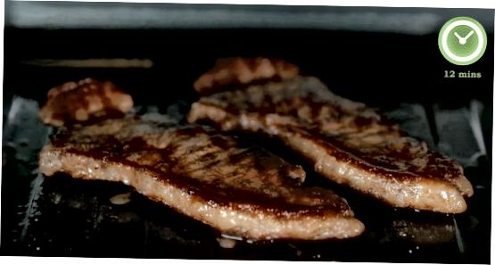 Paneared biftek tayyorlash
