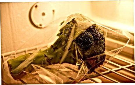 Ruajtja e Brokolit në Afatin e shkurtër