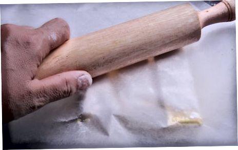 An'anaviy puff pastasini tayyorlash