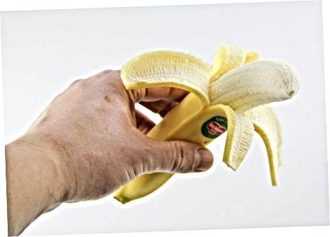 Honung-banansmoothie
