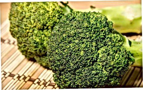 Zgjedhja e Brokolit të freskët