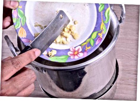 Нагрівання інгредієнтів