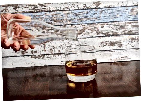 Whisky direkt trinken