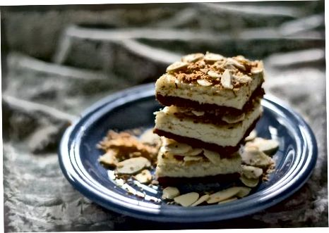 Bakken Skinny Coconut Cheesecake Bars
