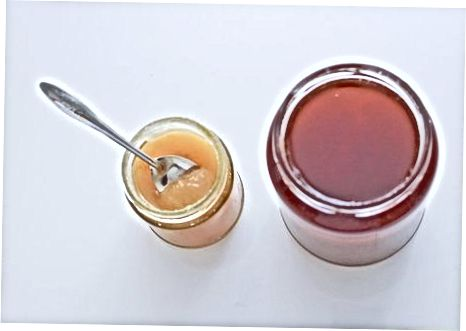 Den Honig kristallisieren