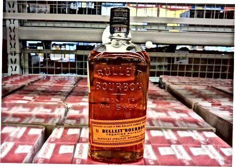 Burbonni tanlash