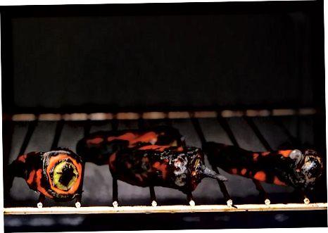Notkun grill