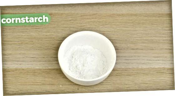 Utilitzar midons per espessir els líquids