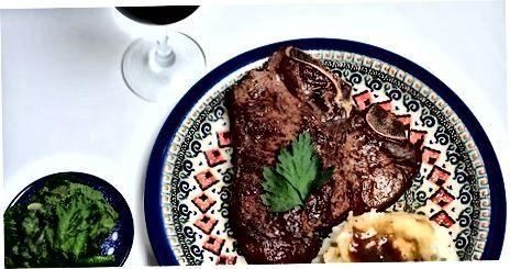 Biftekni paneldagi ko'rish