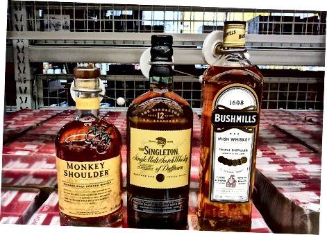 Boshqa viski navlarini tanlash