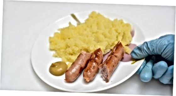 پخت Bratwurst