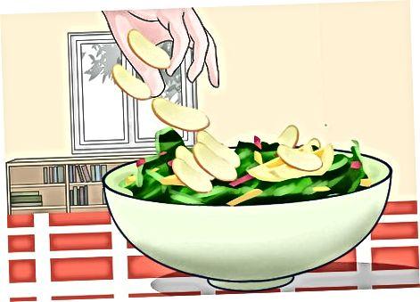 Shtimi dhe ruajtja e mollëve të mbetura