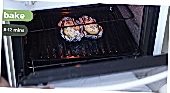 Kuhanje avokada s topljenim sirom