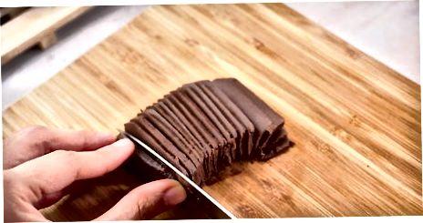 Mikrobangų šokolado batonėlis