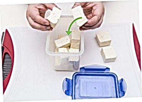 Ngrirja e Tofu