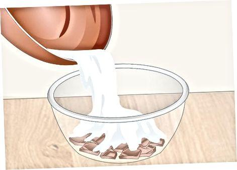 Lustër me çokollatë të pasur