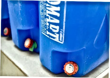 ადუღებული წყლის მეთოდი