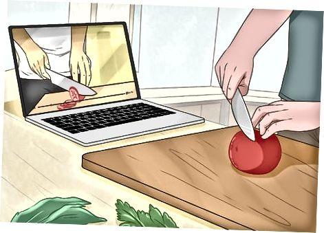 სამზარეულოში კრეატივის მიღება