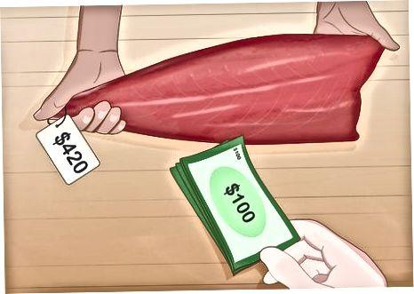 Tuunikalapraadi ostmine