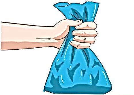 清洁前准备小龙虾