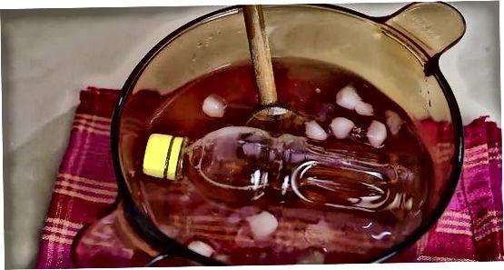 Ohladitev s slano ledeno vodo