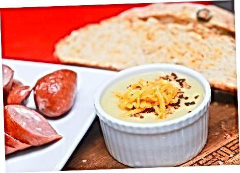 Salsa de formatge senzilla
