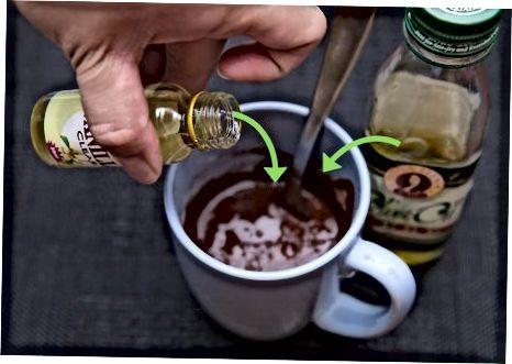 Paggawa ng Basic Mug Brownies