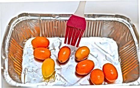 Kandierte Kumquat