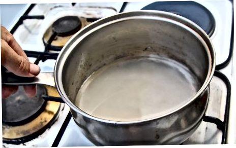 Cukraus vandens gaminimas