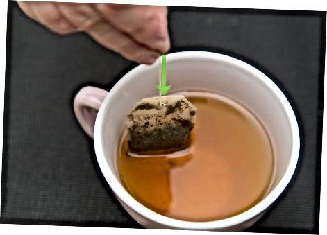 Grünen Tee trinken für die Gesundheit
