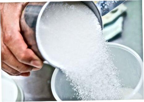 Sheqer aromatizues me erëza tokësore