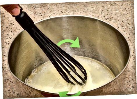 ძირითადი ცხელი შოკოლადის ყავისფერი დამზადება
