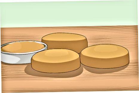 De taarten maken