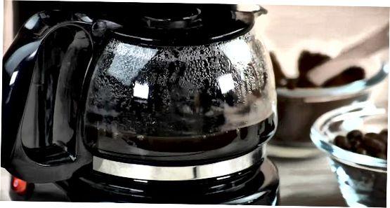 बेसिक कॉफ़ी-मेकिंग
