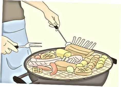 Kochen für die Natur