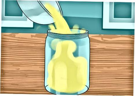 麦芽エキスから酵母を作る