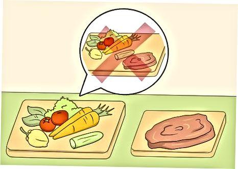 Lebensmittel sicher aufbewahren