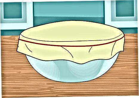 ジャガイモから酵母スターターを作る