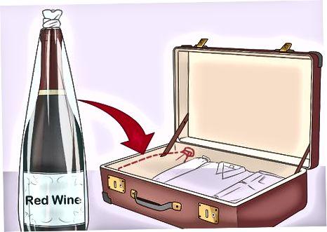 Ferðast með vín